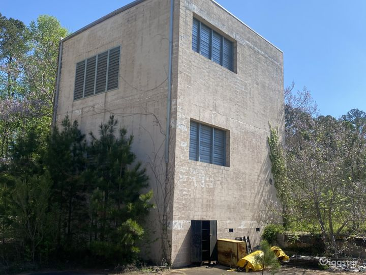 25 acres Industrial and Mill buildings  Newnan ,Ga Photo 5