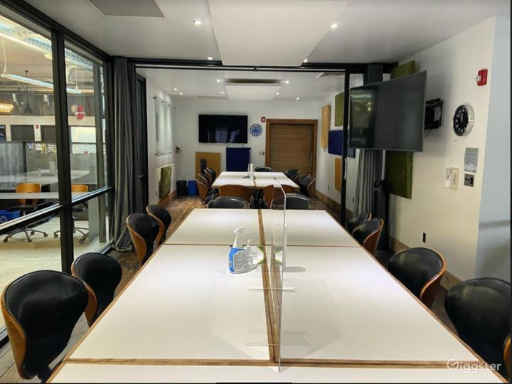 Create and Imagine Conference Room In South Portland