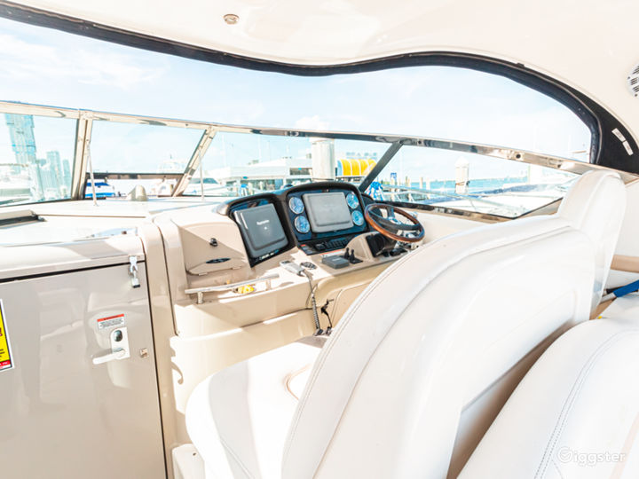 Stunning 38FT Sea Ray Sundancer Party Boat Space Events Photo 3