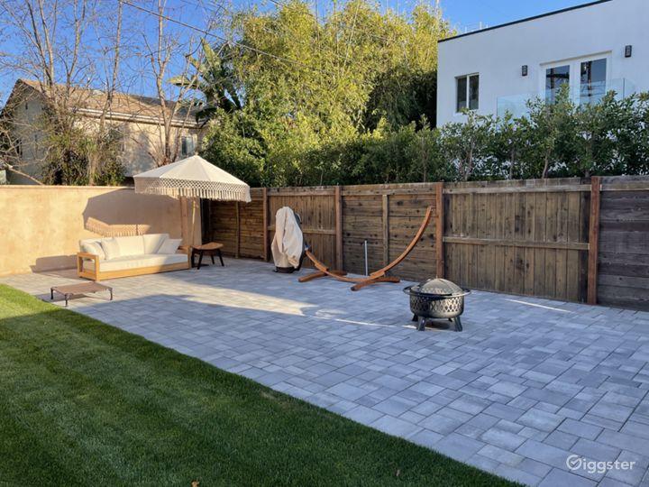 Backyard Patio 2 (Separate Area)