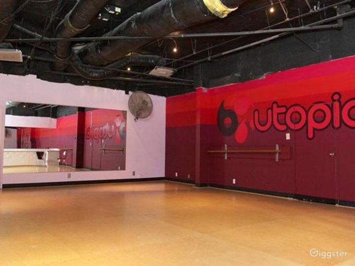 Interesting Dance Room in Torrance Photo 2