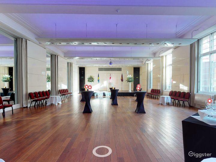 The Versatile Princess Alexandra Hall in London Photo 3