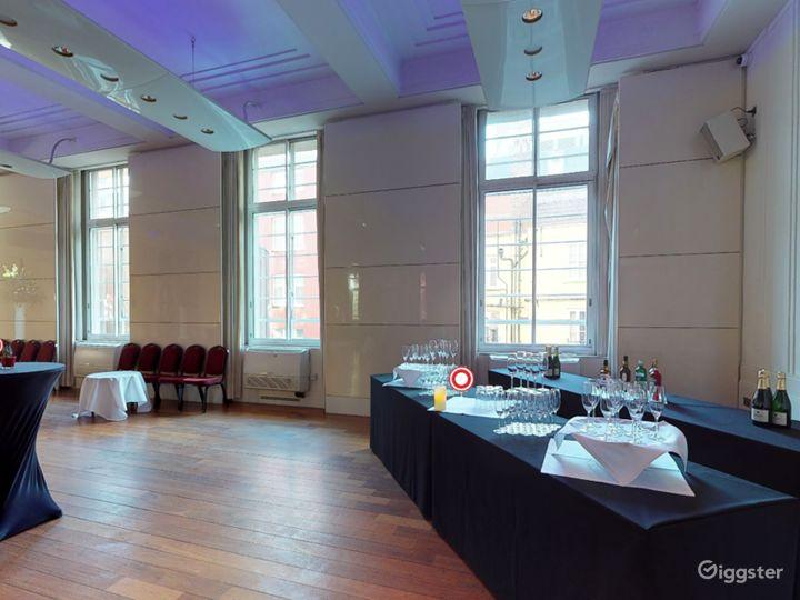 The Versatile Princess Alexandra Hall in London Photo 4