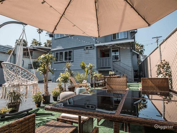 Homey Hollywood Hostel Photo 3