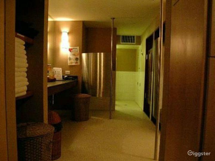 Upscale day spa: Location 4075 Photo 2