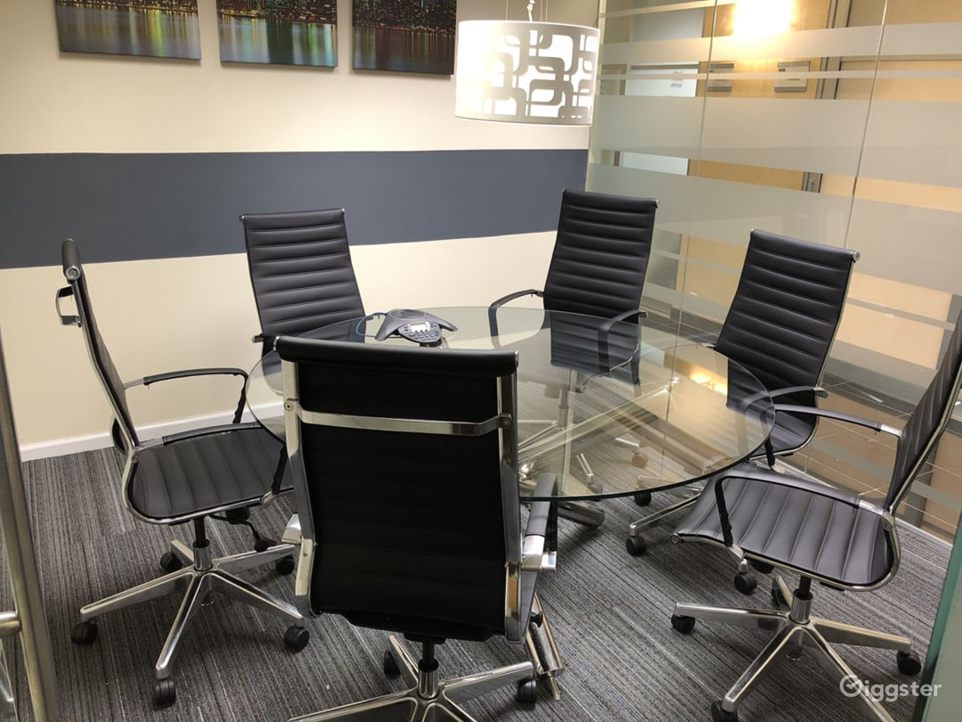 6 person conference room
