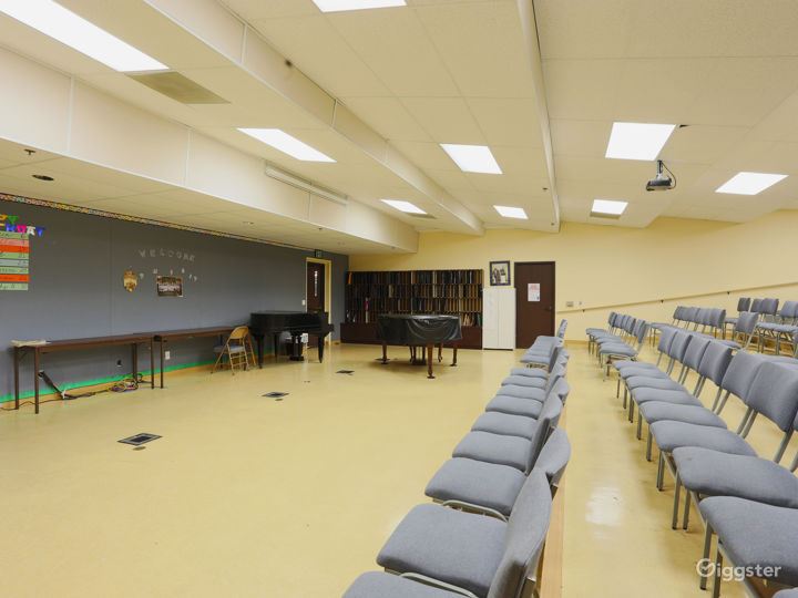 Modern Methodist Church to Rent for Filming  Photo 3
