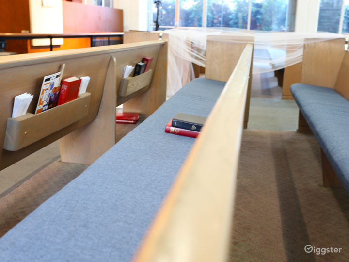 Modern Methodist Church to Rent for Filming  Photo 5