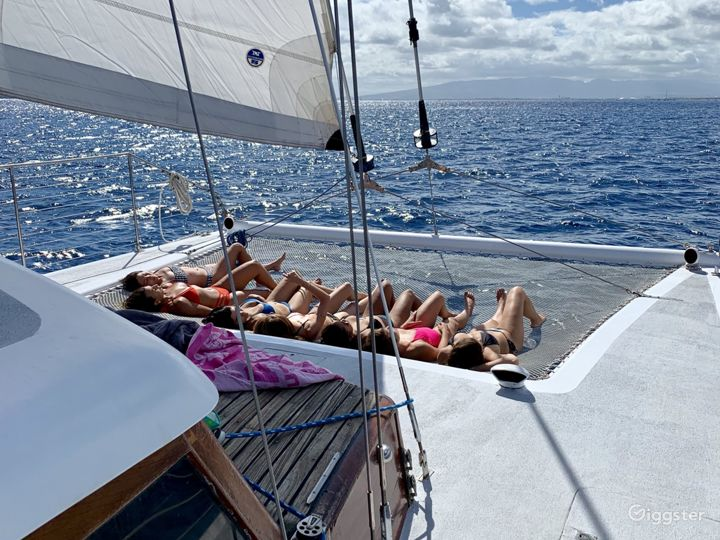 52ft Classic Hawaiian Luxury Sail Yacht in Honolulu Photo 4