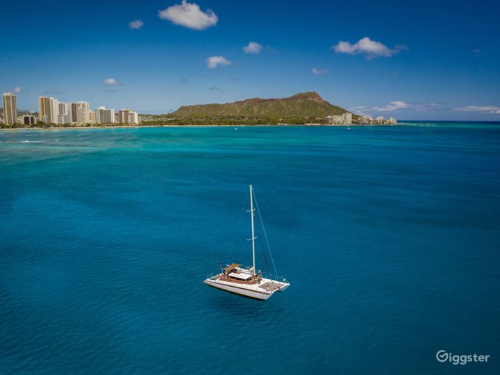 52ft Classic Hawaiian Luxury Sail Yacht in Honolulu Photo 3