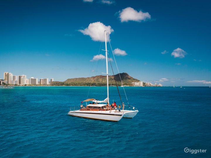 52ft Classic Hawaiian Luxury Sail Yacht in Honolulu
