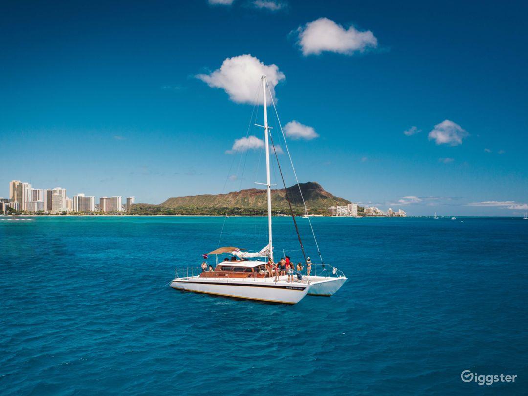 52ft Classic Hawaiian Luxury Sail Yacht in Honolulu Photo 1