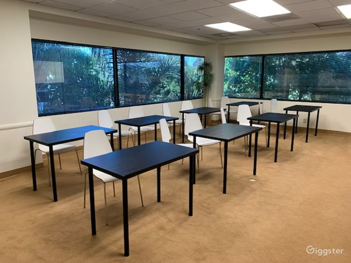 Airy Conference Room in La Mirada Photo 2