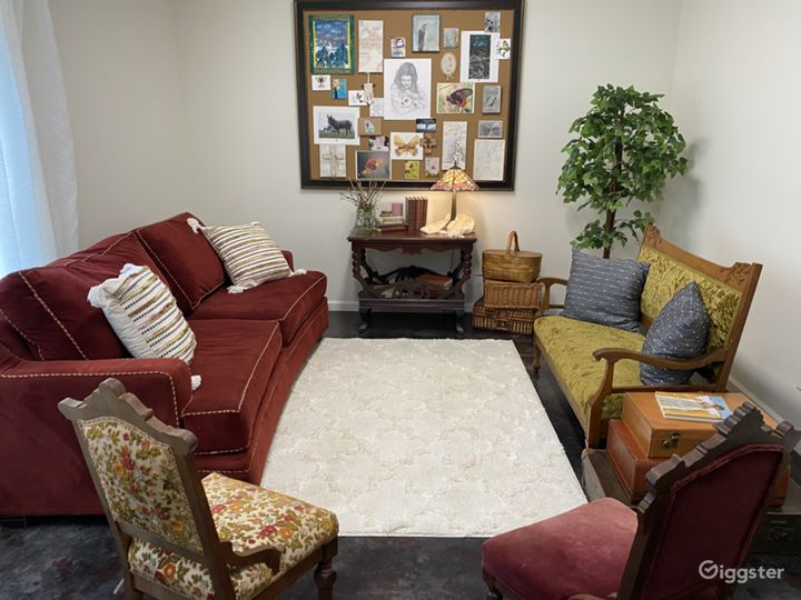 Conference Room or Guest Suite to use for lounging or a more intimate environment.