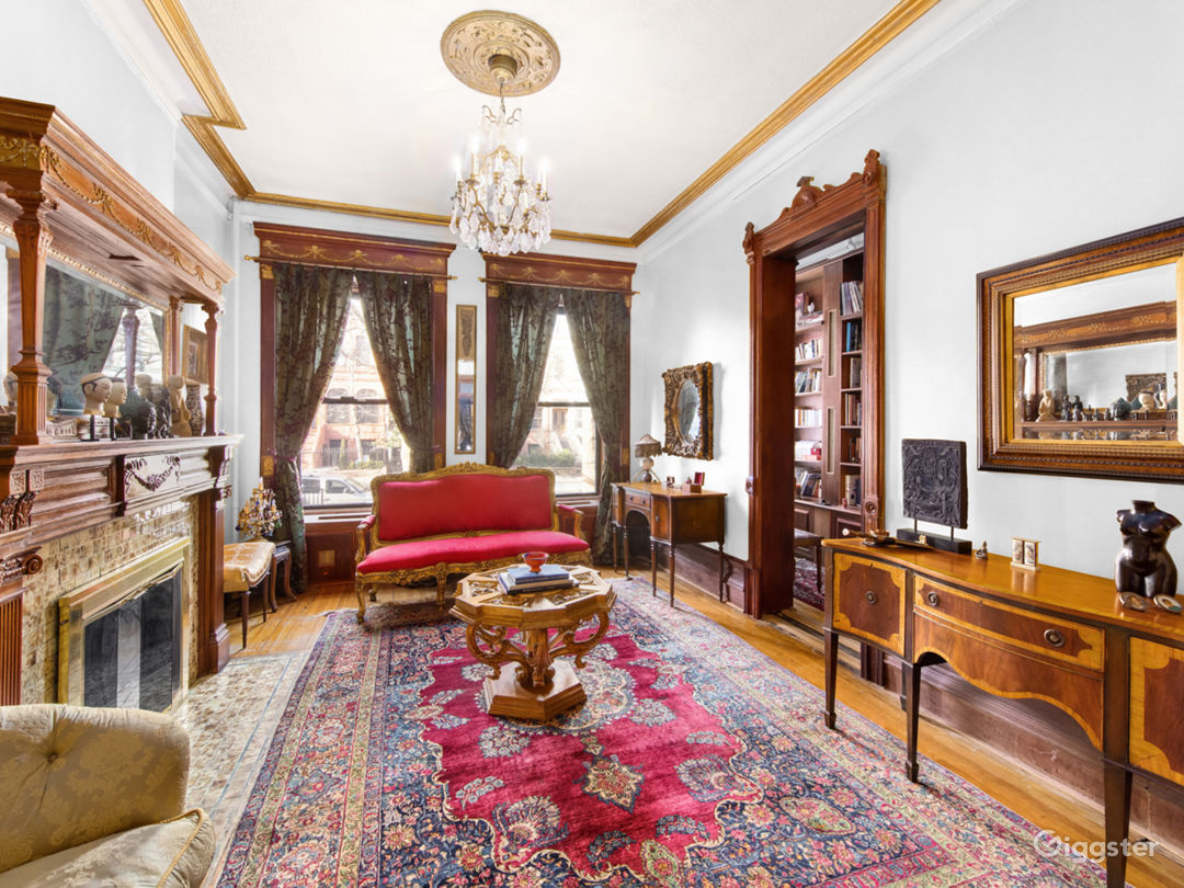 Victorian Mansion in Hamilton Heights, Harlem Photo 1