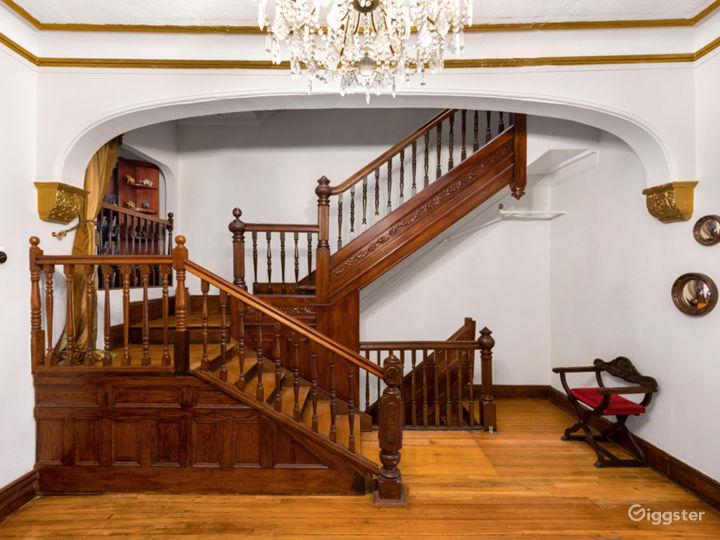 Victorian Mansion in Hamilton Heights, Harlem Photo 3