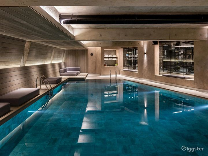 Luxury Hotel Spa in Manchester Photo 5