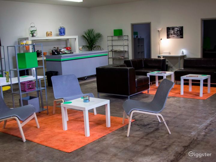 Coworking Space for Events or Production