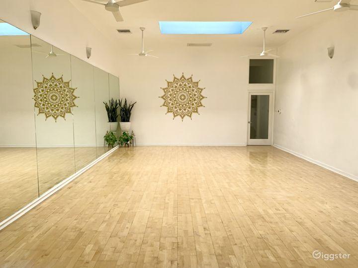 Newly Remodeled Fitness/Yoga Studio Photo 5