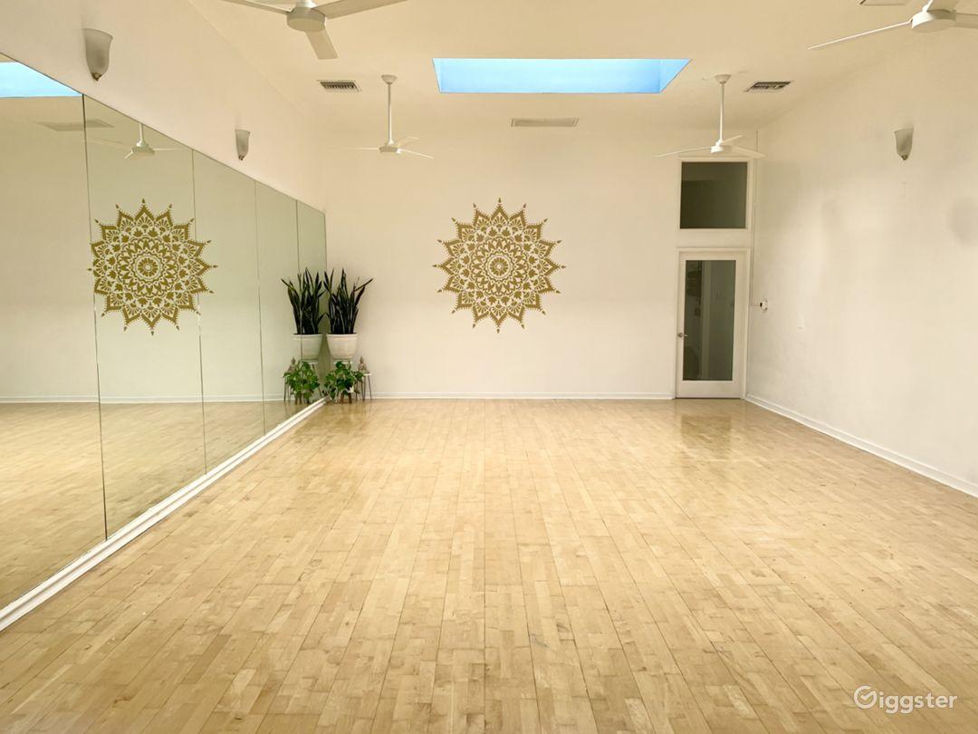 Newly Remodeled Fitness/Yoga Studio Photo 1
