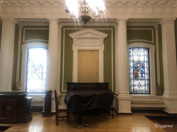 Spacious Church and Sanctuary in Boston - Buyout Photo 2