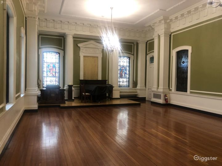 Spacious Church and Sanctuary in Boston - Buyout Photo 3
