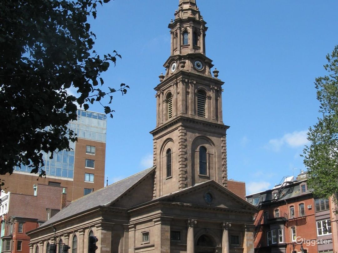 Spacious Church and Sanctuary in Boston - Buyout Photo 1