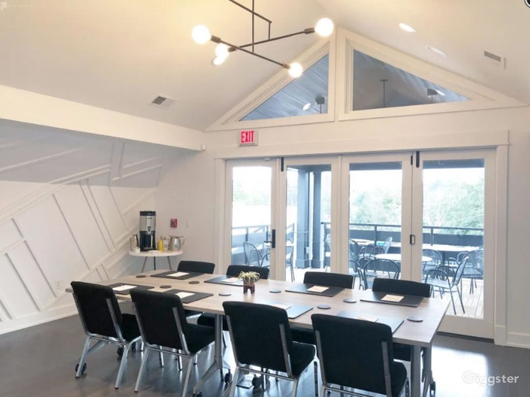 Boardroom Style Seating