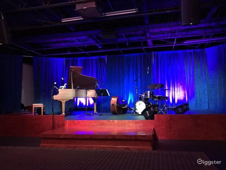 Charleston's Premier Jazz Club