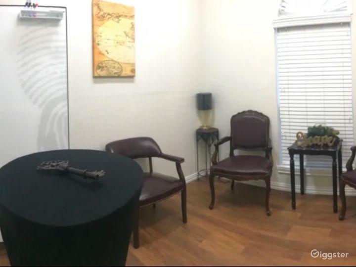Rustic Escape Room Venue Photo 2
