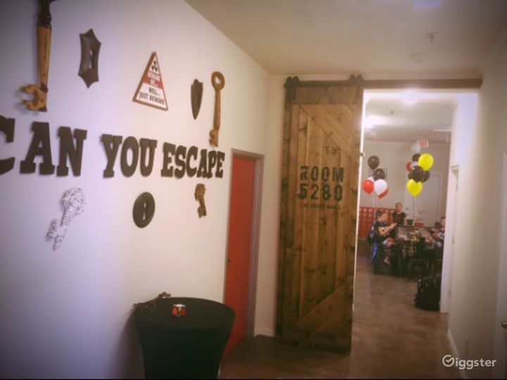 Rustic Escape Room Venue Photo 3