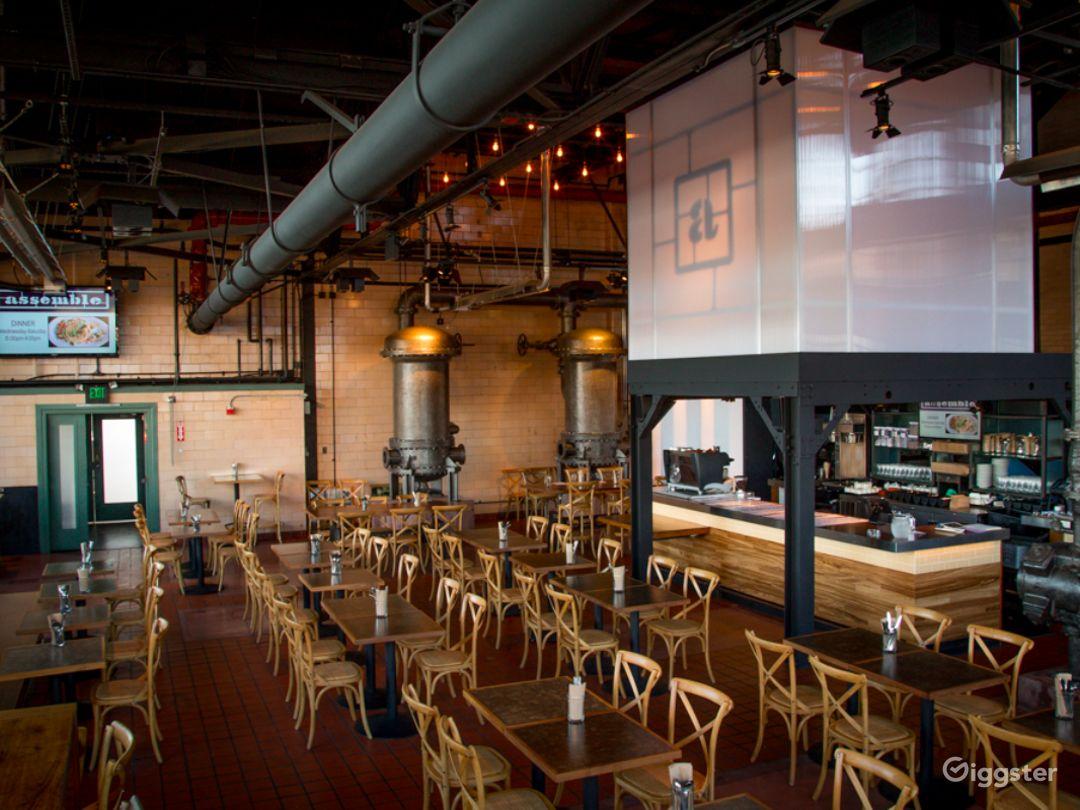 Welcoming Restaurant in Richmond Photo 1
