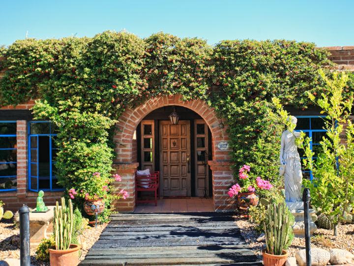 Scarritt House Main Entrance