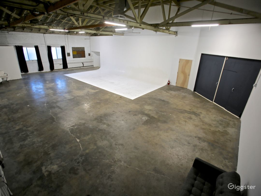 Large shooting space
