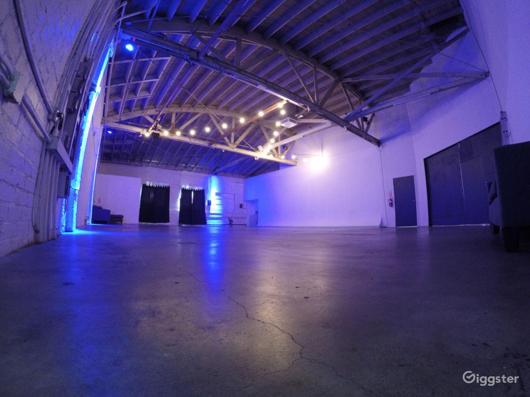 Event vibe lighting