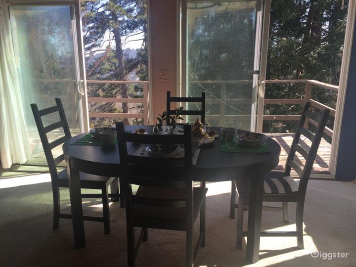 Al Fresco Dining For a Daytime Retreat?
