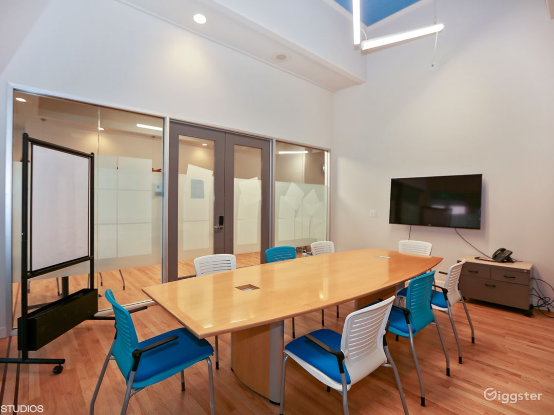 Large Conference Room in Sunnyvale Photo 1