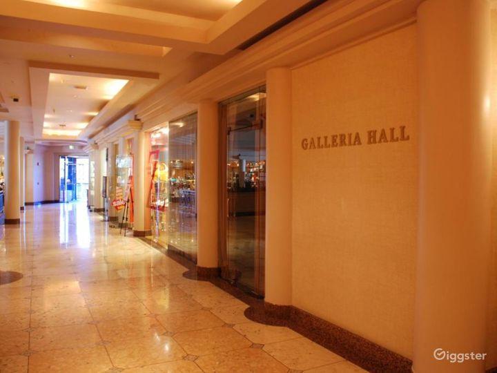 Spacious Galleria Hall Photo 2