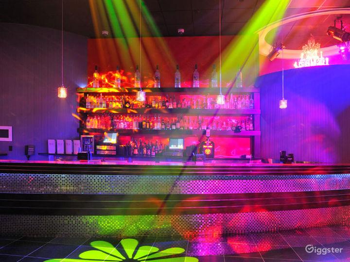 Dance Floor Bar