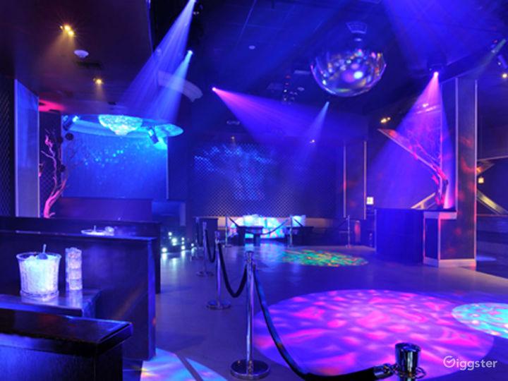 Main Room Dance Floor