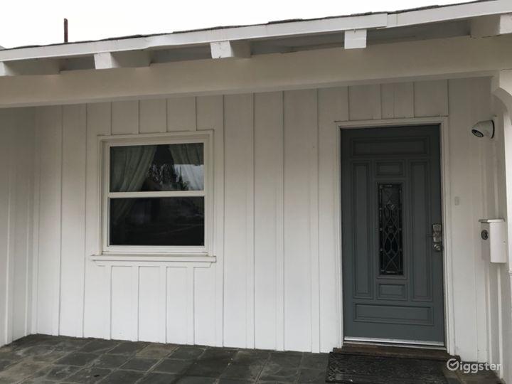 Non descriptive front porch.