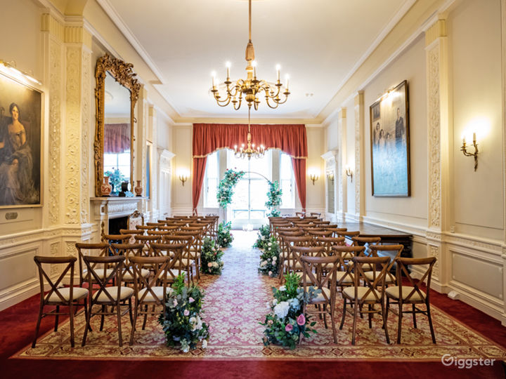 The historic Drawing Room