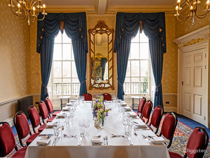 The decadent Rutland Room