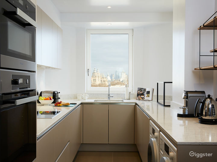 Cheval Gloucester Park - Deluxe 3 Bedroom Apartment in London Photo 5