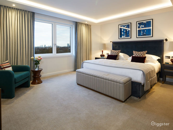 Cheval Gloucester Park - Deluxe 3 Bedroom Apartment in London Photo 4