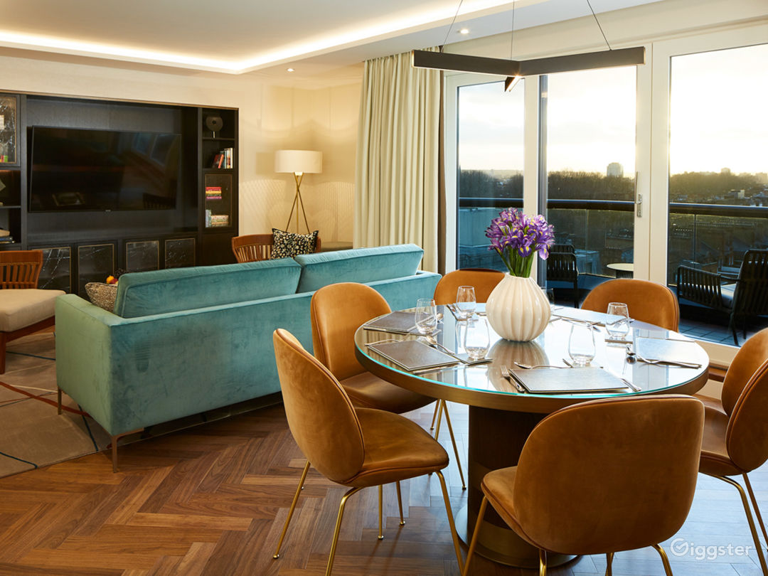 Cheval Gloucester Park - Deluxe 3 Bedroom Apartment in London Photo 1
