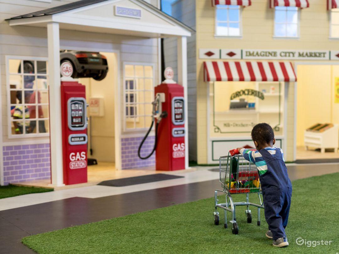 Fun and Enjoyable Kid-Size City Photo 1