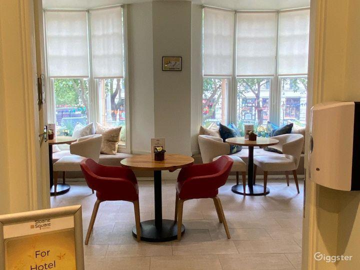 Hotel Cafe Bar on Sloane Square Photo 5