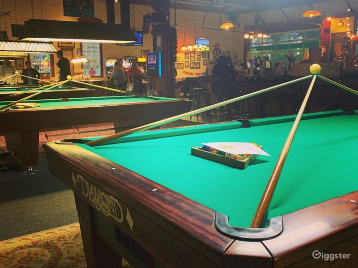 Buffalo Billiards Pool Hall Photo 4