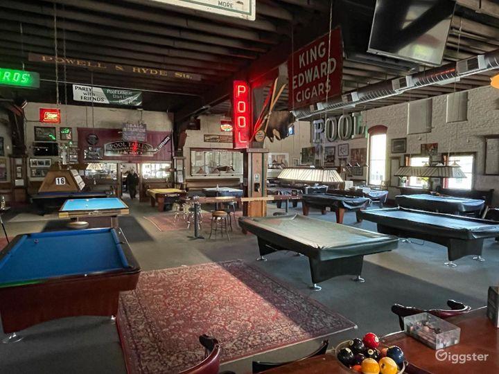 Buffalo Billiards Pool Hall Photo 5